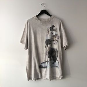 2002 The Mountain Wolves Graphic Tee